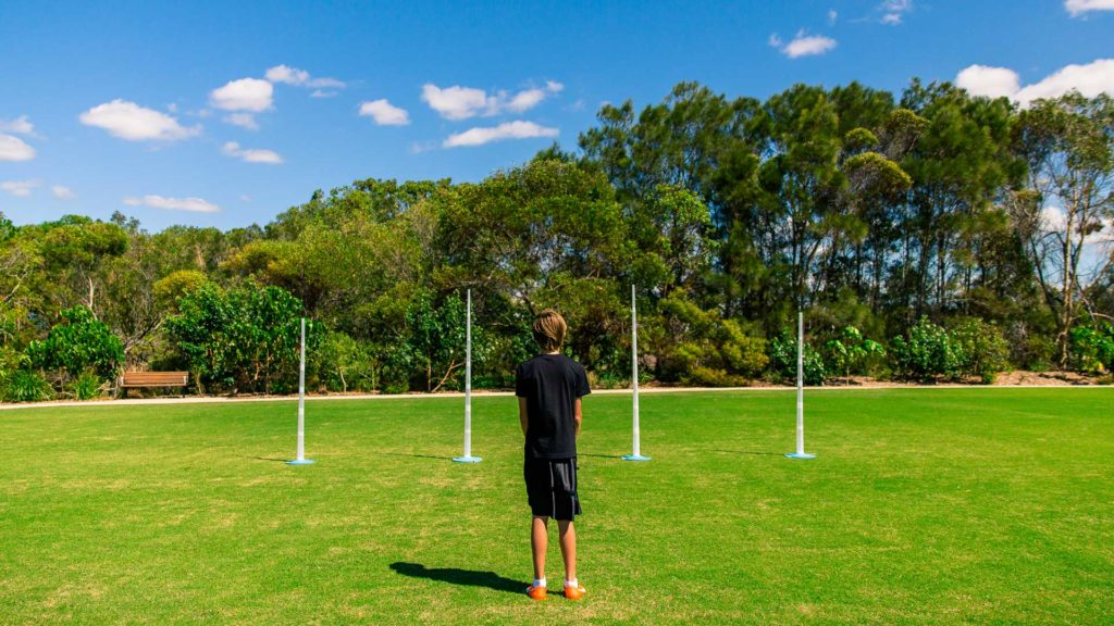 POST HIGH RETRACTABLE GOAL POSTS – GET 10% OFF HERE